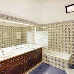Villa V4 Badezimmer