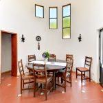 Villa V5 Esszimmer