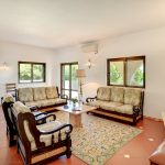 Villa V5 Wohnzimmer